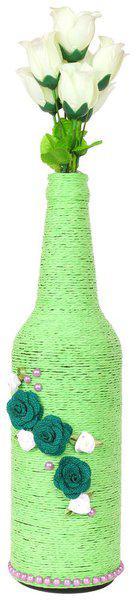 HANDMADE FLOWER VASE & DE COR NIGHT LAMP