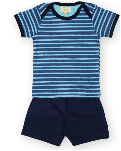 Pikaboo Baby boy Top & bottom set - Blue