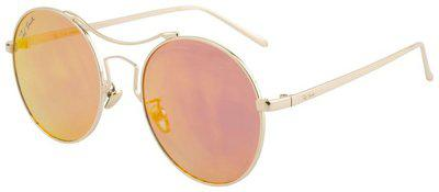 Ted Smith Polarized lens Round Frame Sunglasses for Men