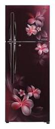 LG 284 L 4 star Linear cooling Refrigerator - GL-T302RSPN , Scarlet plumeria
