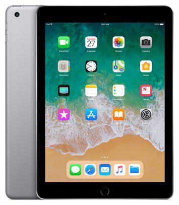Apple iPad 9.7 24.64 cm (9.7 inch) Tablet 128 GB ( Space grey )