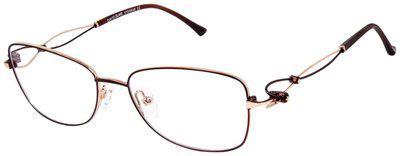 David Blake Purple Wayfarer Full Rim Eyeglasses for Men