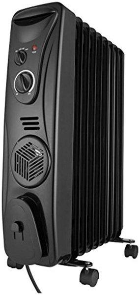 Usha OFR 3509FB Room Room Heater (Black)