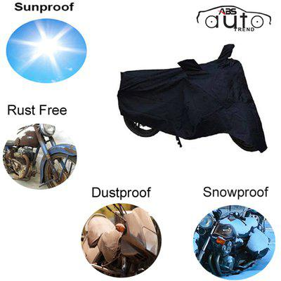 Bike Body Cover For Hero Passion Pro ( FREE Anti-Pollution Face Mask )