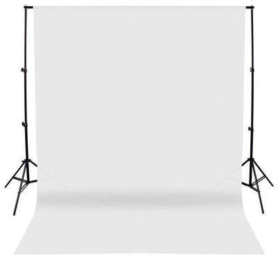 SHOPEE 8 x12 FT WHITE LEKERA BACKDROP PHOTO LIGHT STUDIO PHOTOGRAPHY BACKGROUND