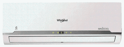 Whirlpool 2 Ton 1 Star Non Inverter Split Air Conditioner (Copper) (Magicool Dlx SAR22B18MC0, White)