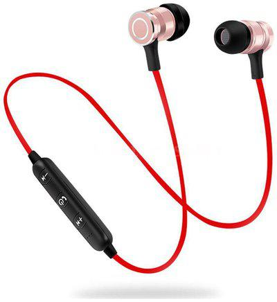 My Style Bluetooth 4.1 SPORTS Headset Compatible For Android , iOS , Windows SAMSUNG, XIOAMI, VIVO, MOTO, HTC, OPPO All Smartphones