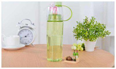 Lovato Water Mist Plastic Spray Water Bottle 600 ml