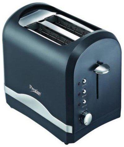 Prestige PPTPKB 2 Slices Pop-up Toaster ( Black )