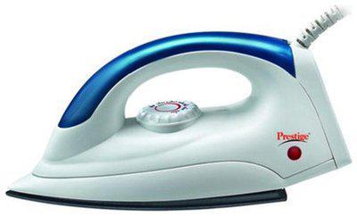 Prestige PDI-04 750 W Dry Iron (White & Blue)