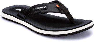 Sparx Men Sfg-541 Black Flip Flops