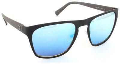 Guess Polarized lens Wayfarer Sunglasses for Men , Sunglass with case