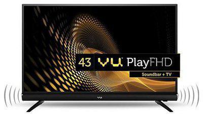 VU 43 Inch (109 cm) 4043F Full HD LED TV