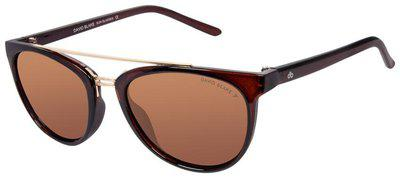 David Blake Polarized lens Round Frame Sunglasses for Men - 1 david blake sunglass & 1 selvit