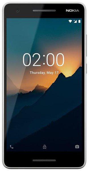 Nokia 2.1 8 GB Silver Grey