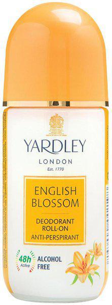 Yardley London - Deodorant Roll On Anti Perspirant English Blossom 50ml