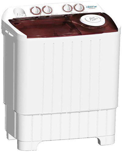 Aisen 7.5 Kg Semi automatic top load Washing machine - A75SWM700-M , White & Red