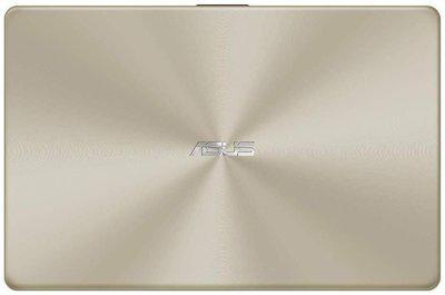 Asus Vivobook X510UA-EJ1070T(15.6FHD anti Glare/i3-8130U(8th Gen.)/4 GB DDR4/1 TB/WIN10/FingerPrint/Backlit KB/GOLD/1Y)