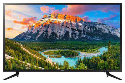 Samsung Smart 109.3 cm (43 inch) Full HD LED TV - UA43N5380AULXL
