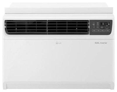 LG 1.5 Ton 5 Star Window AC JW-Q18WUZA White