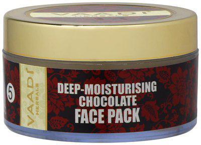 Vaadi Herbals Deep-Moisturising Chocolate Face Pack 70 g