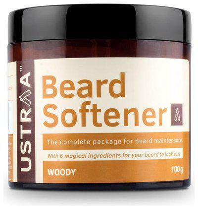 USTRAA By Happily Unmarried Woody Beard Softener
