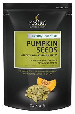 Rostaa Pumpkin Seeds without Shell 200g