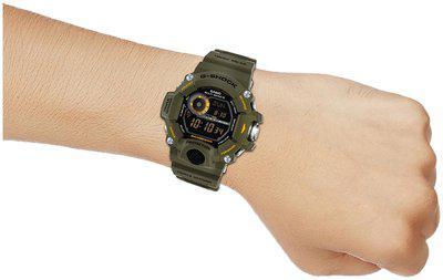 Casio G-Shock GW-9400-3DR (G486) Master of G Men's Watch