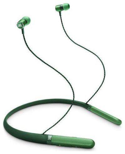 JBL JBL LIVE 200BT In-ear Bluetooth Headsets ( Green )