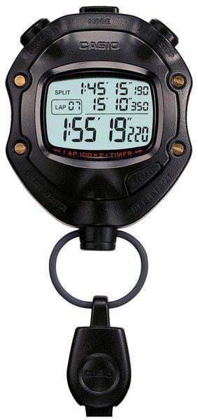 Casio Handheld Stopwatch HS-80TW-1DF (S055)