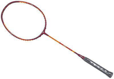Apacs Dual Power And Speed Red Unstrung Badminton Racquet