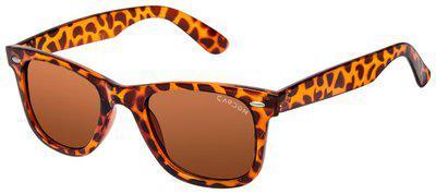 Cardon Regular lens Wayfarer Sunglasses for Men , 1 cardon sunglass::1 selvit::1 soft shell case