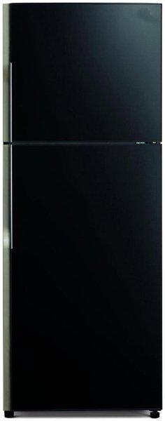 Hitachi 382 L 3 star Frost free Refrigerator - RVG 400 PND3 , Glass black