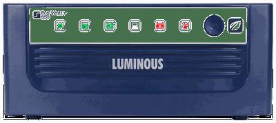 Luminous Eco Watt Inverter 650 VA/12V
