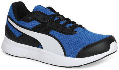 Puma 366108 Blue White Sport Shoes Men