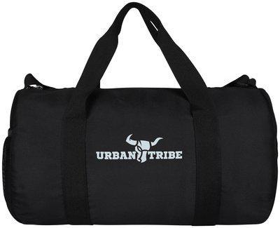 Urban Tribe Polyester Men Duffle Bag & Gym Bag - Black