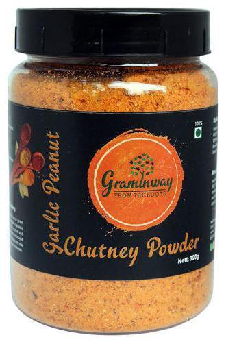 Graminway Garlic Peanut Chutney Powder 200 g