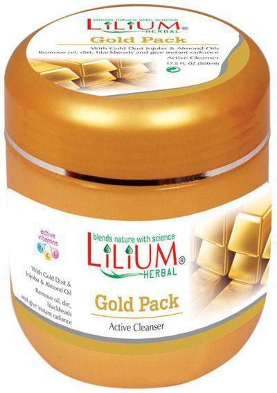 Lilium Gold Facial Gel 500ml
