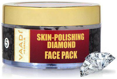 Vaadi Herbals Skin Polishing Diamond Face Pack 70g