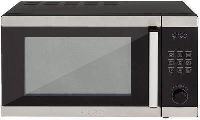 Bosch 23 ltr Convection Microwave Oven - HMB35C453X , Black