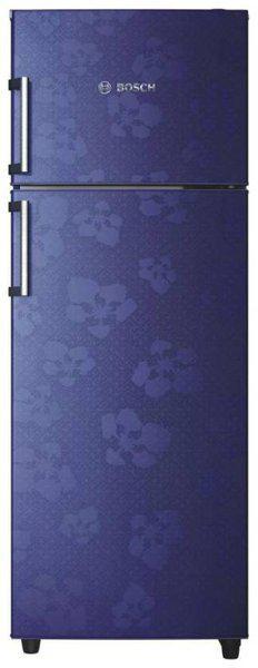Bosch 347 L 3 star Frost free Refrigerator - KDN43VU30I , Midnight blue