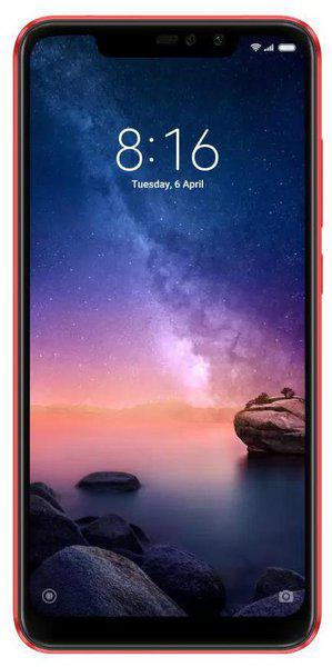 Redmi Note 6 Pro 6GB 64GB Red