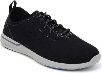Skechers Men's Torch - Lt Black/white Ankle-high Basketball Shoe 10.5m