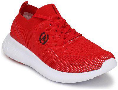 Alberto Torresi Training & Gym Shoes For Men(red)