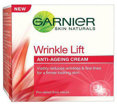 Garnier Skin Natutals - Wrinkle Lift Anti-Ageing Cream 40 gm