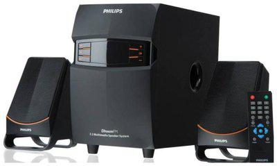 Philips Mms2550b/94(dhoom bluetooth) 2.1 Speaker system