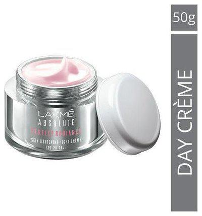 Lakme Perfect Radiance - Lightening Day Cream With Sunscreen 50 gm