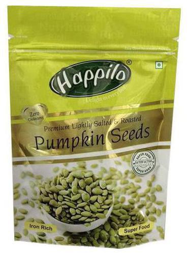 Happilo Pumpkin Seeds - Roasted Lightly Salted Premium 200 g