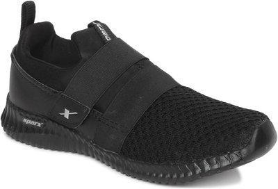 Sparx Men SX0406GBKBK Walking Shoes ( Black )