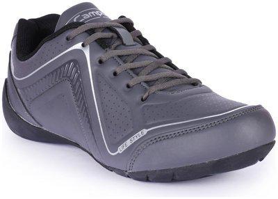 Campus Men's Thunder-2 D.Gry Running Shoes/India (44 EU) (LS-221)